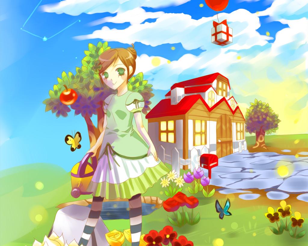 50+ Animal Crossing Wallpapers on WallpaperSafari