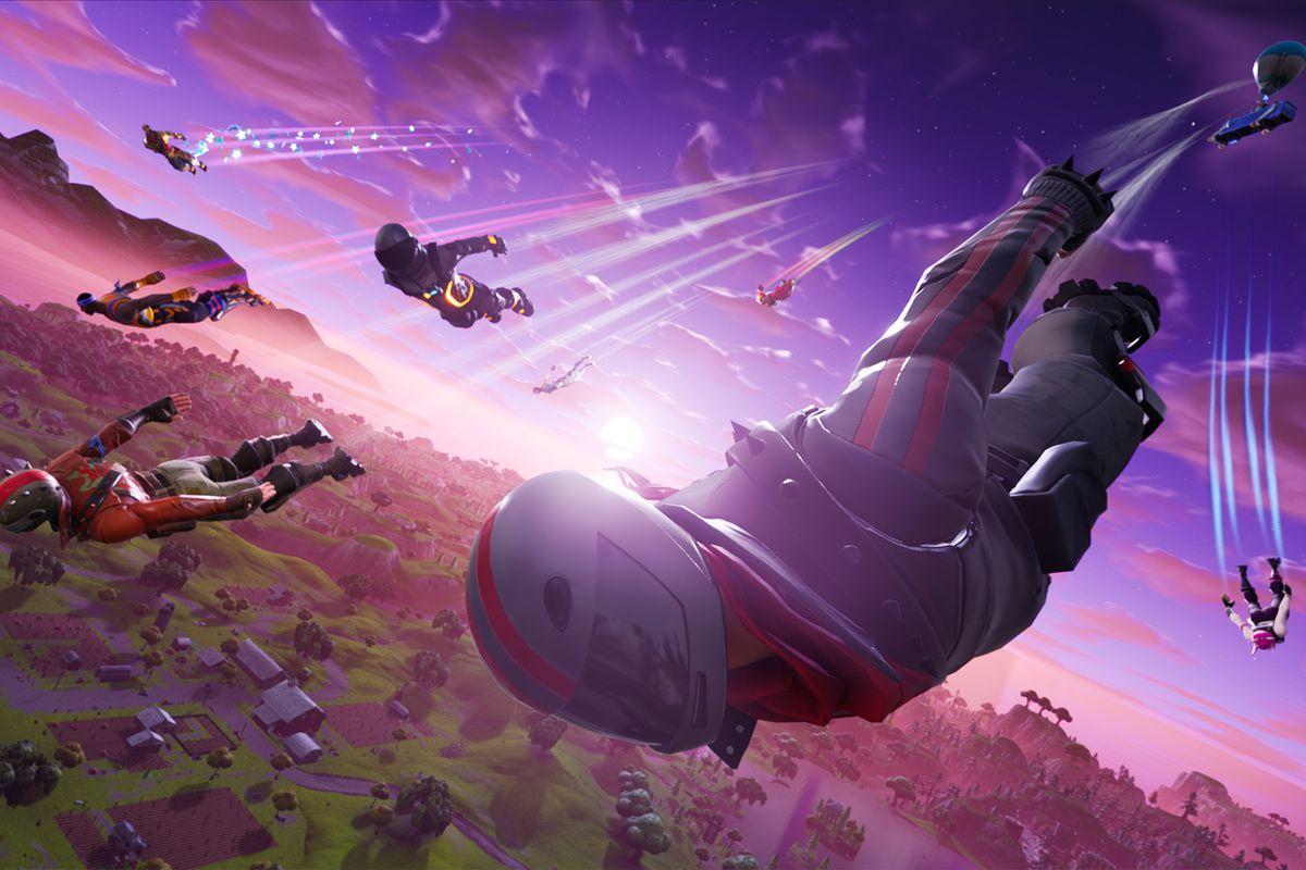 PUBG maker drops suit against Epic Games over Fortnite   Polygon 1200x800