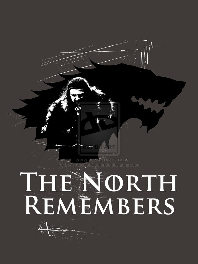 Game Of Thrones The North Remembers Wallpaper The north remembers by 774x1032