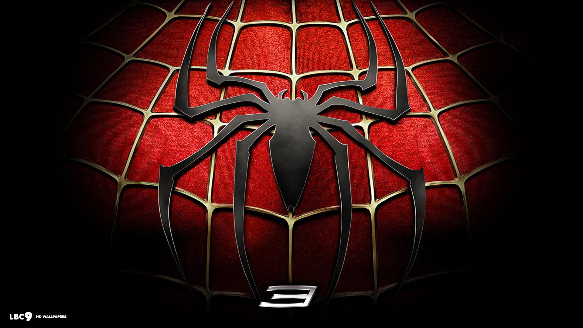 Spiderman Logo Wallpaper Hd 1080p 8 1920x1080