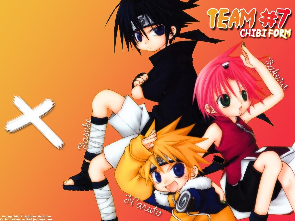 naruto team 7 chibi by iqbal 1024x768
