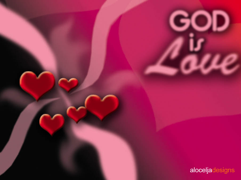 god is lovejpg 1024x768