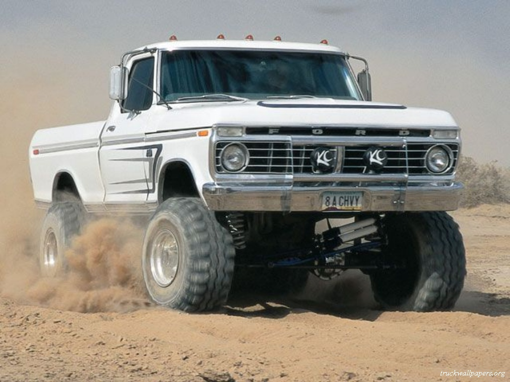 4x4 truck wallpaper wallpapersafari - Lifted ford trucks wallpapers ...