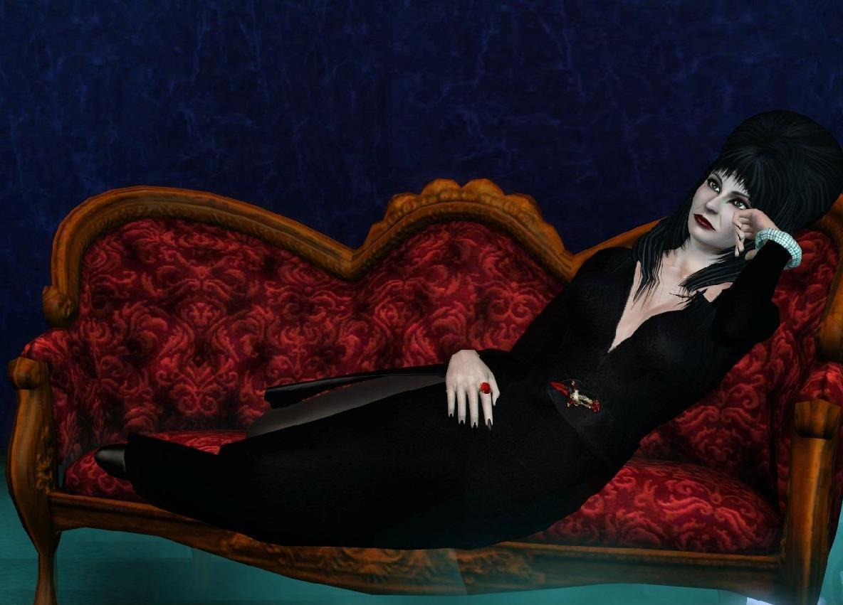 Elvira Mistress Of The Dark Wallpapers 1184x851