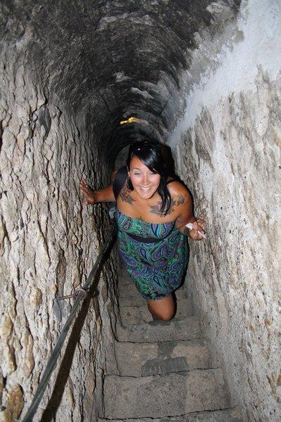 Inside Draculas place Castle Bran Photo 400x600