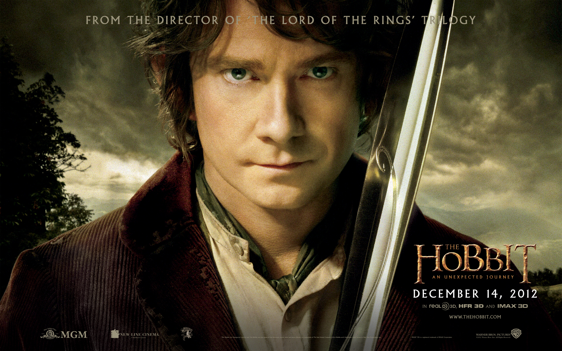 wallpapers from The Hobbit An unexpected journey Movie Wallpapers 1920x1200