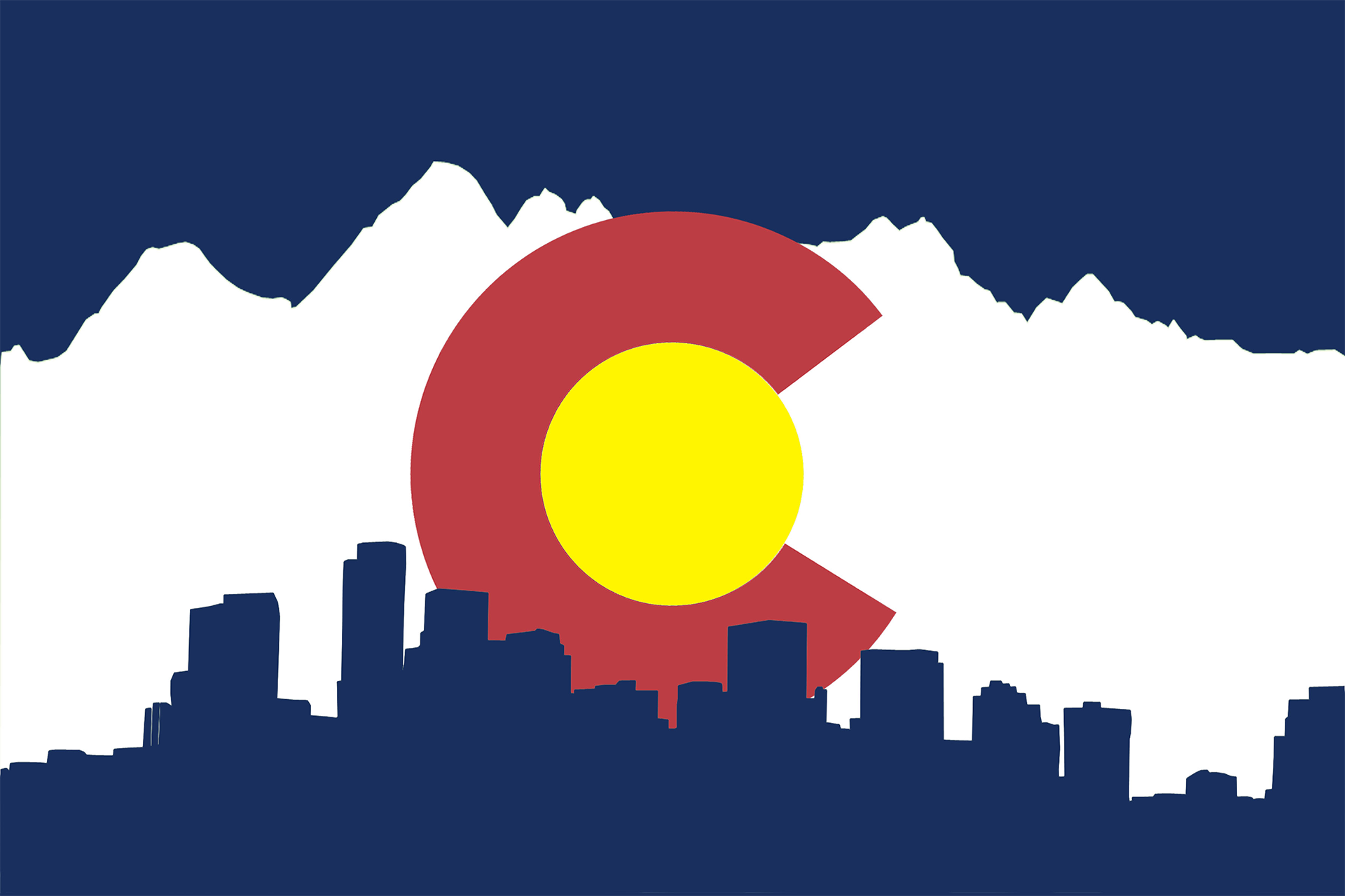 Flag Of Colorado HD Wallpapers Backgrounds 1920x1279