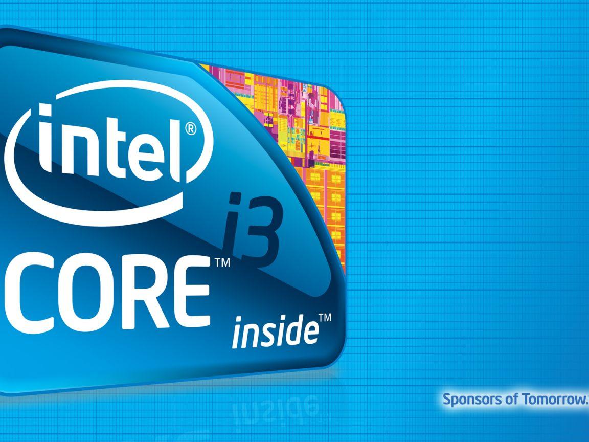 Logo Intel core i3 30672   99Wallpaper 1152x864