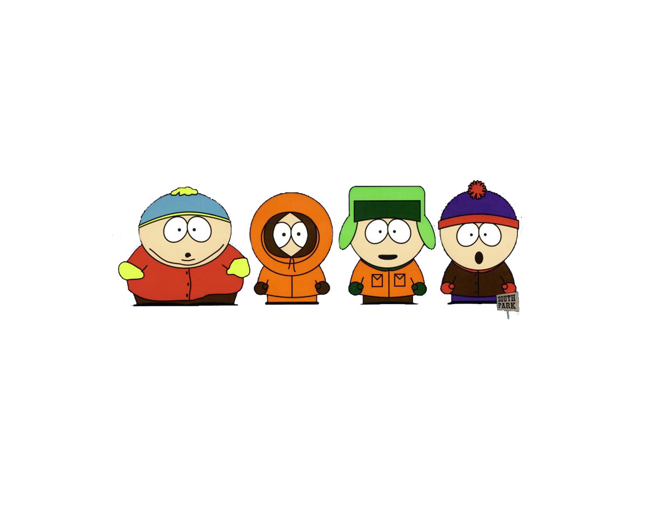 South park achtergronden south park wallpapers 11jpg 1280x1024