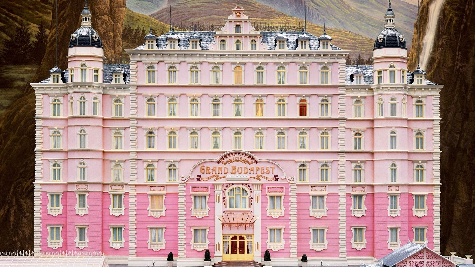 The Grand Budapest Hotel Wallpapers The Grand Budapest   Real 1920x1080