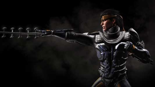 Mortal Kombat X Official Game Art Character Illustrations Fan 533x300
