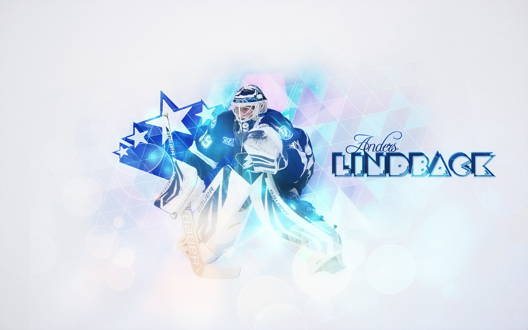 NHL Wallpapers   Anders Lindback Tampa Bay Lightning 2014 wallpaper 1680x1050