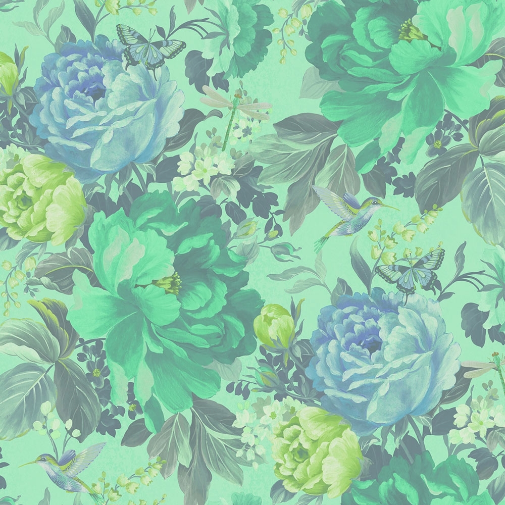 A Shade Wilder Dianthus Floral Wallpaper Breeze   Wallpaper from I 1000x1000