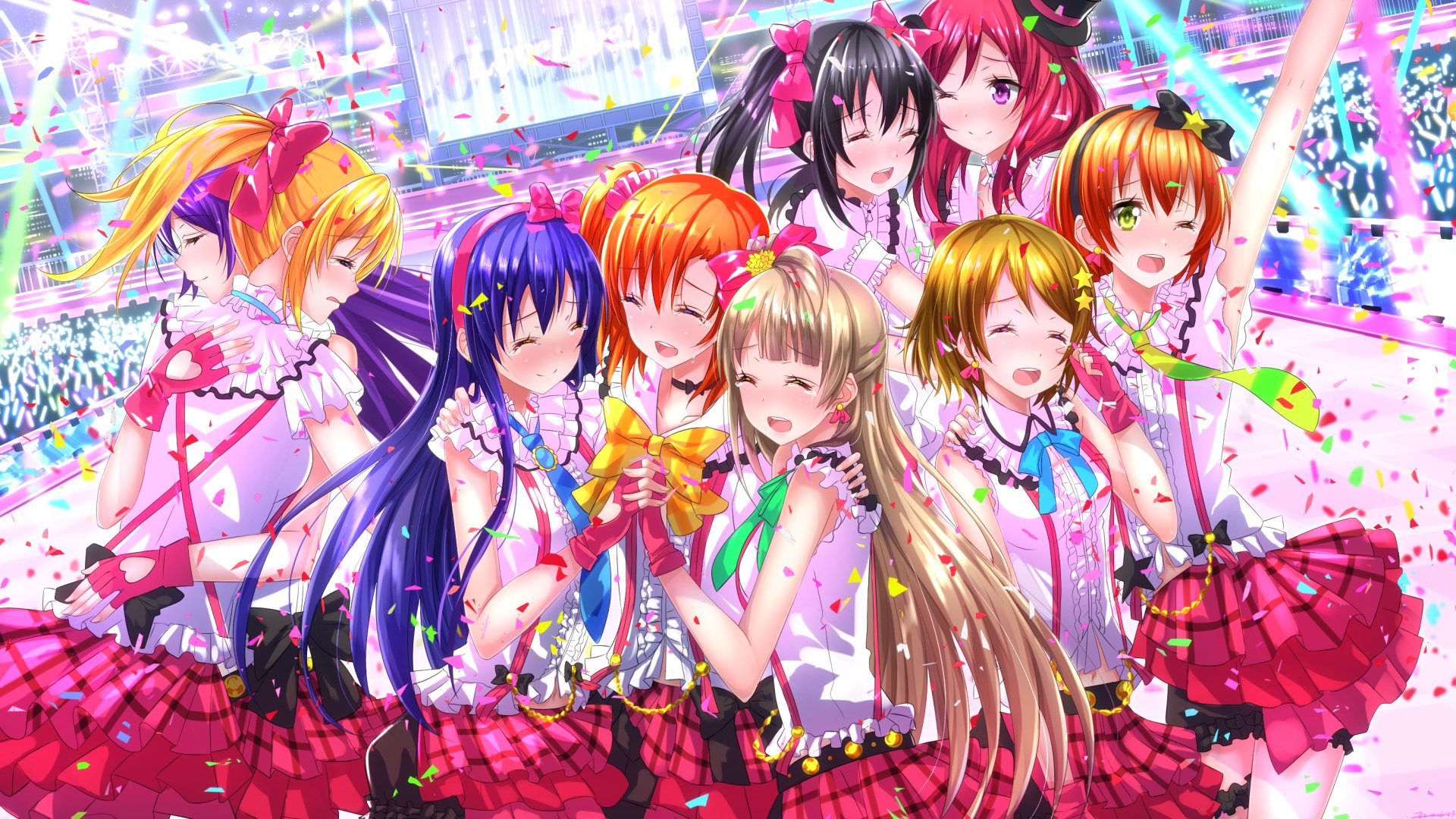 Love Live Wallpaper - WallpaperSafari