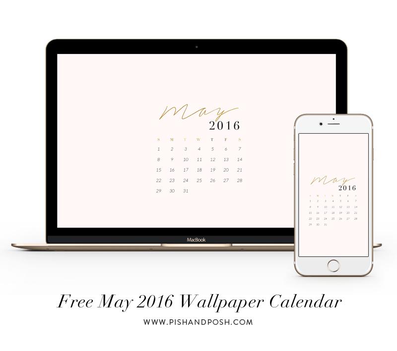 may 2016 calendar wallpaperjpg 800x709