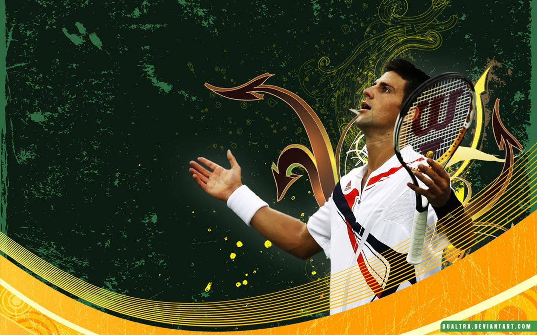 Tennis Gallery Novak Djokovic Wallpapers 1440x900