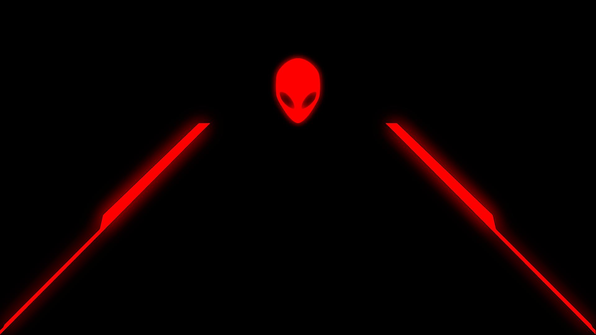 Red Alienware Wallpaper  WallpaperSafari