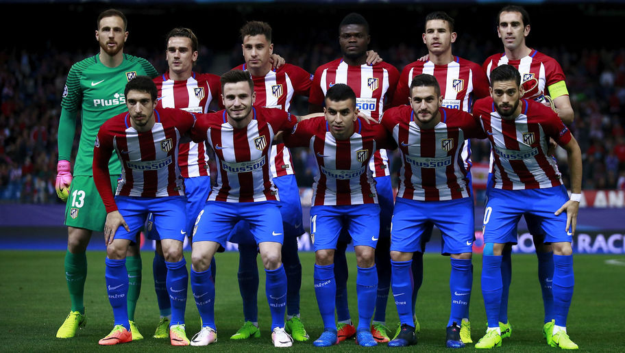 Atletico Madrid Unable to Sign Players Until 2018 After 912x516