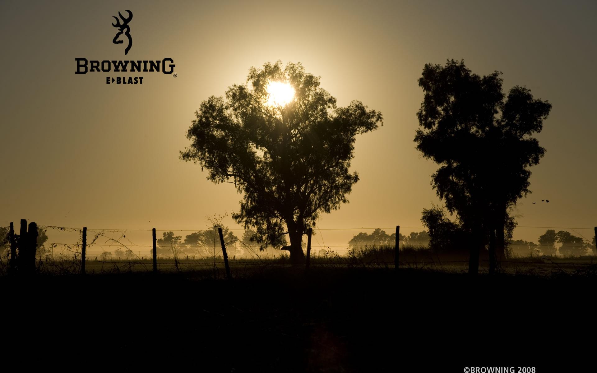 Browning Browning Browning Logo and Browning Symbol 1920x1200