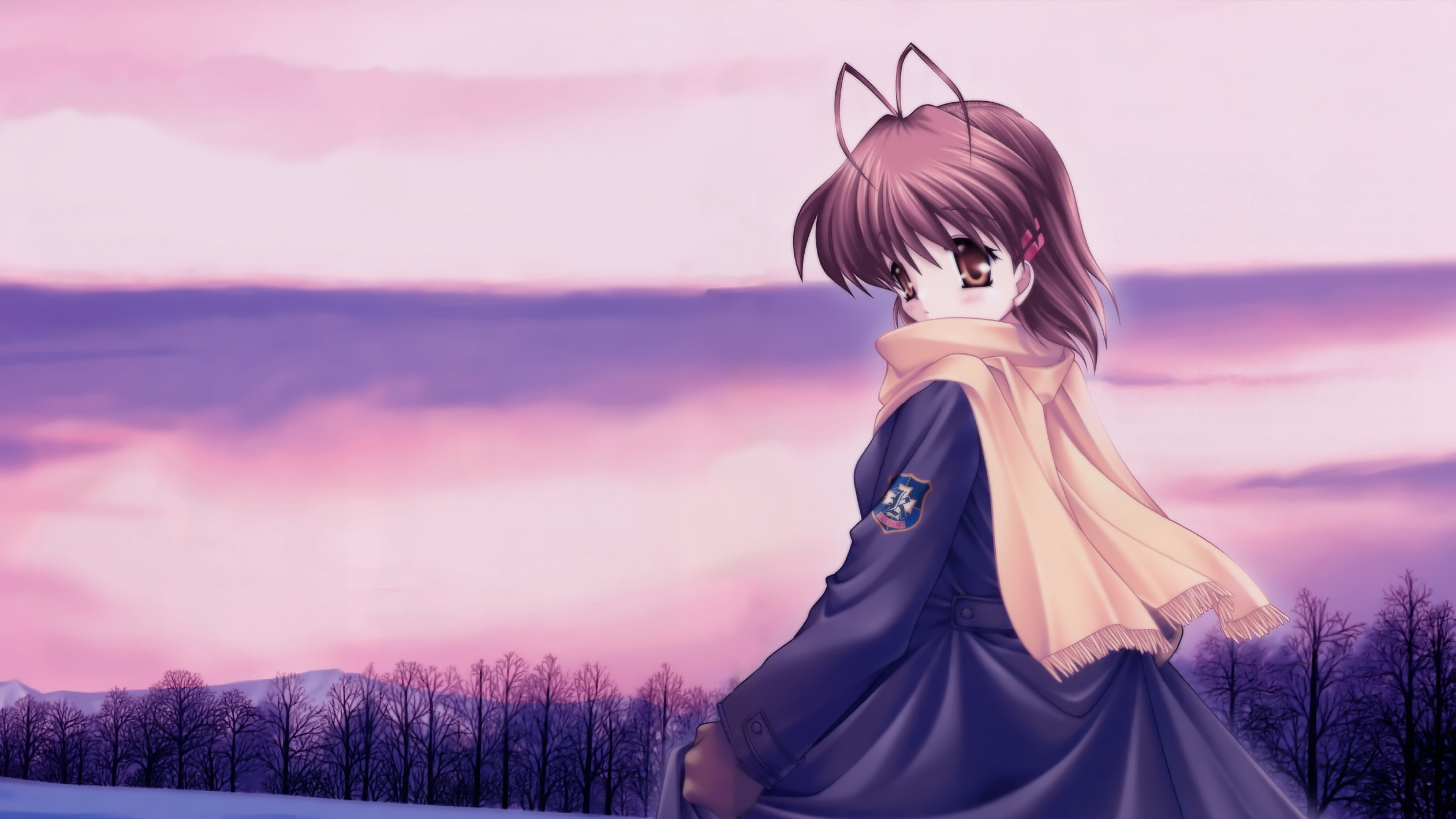 Clannad Backgrounds Download 3840x2160