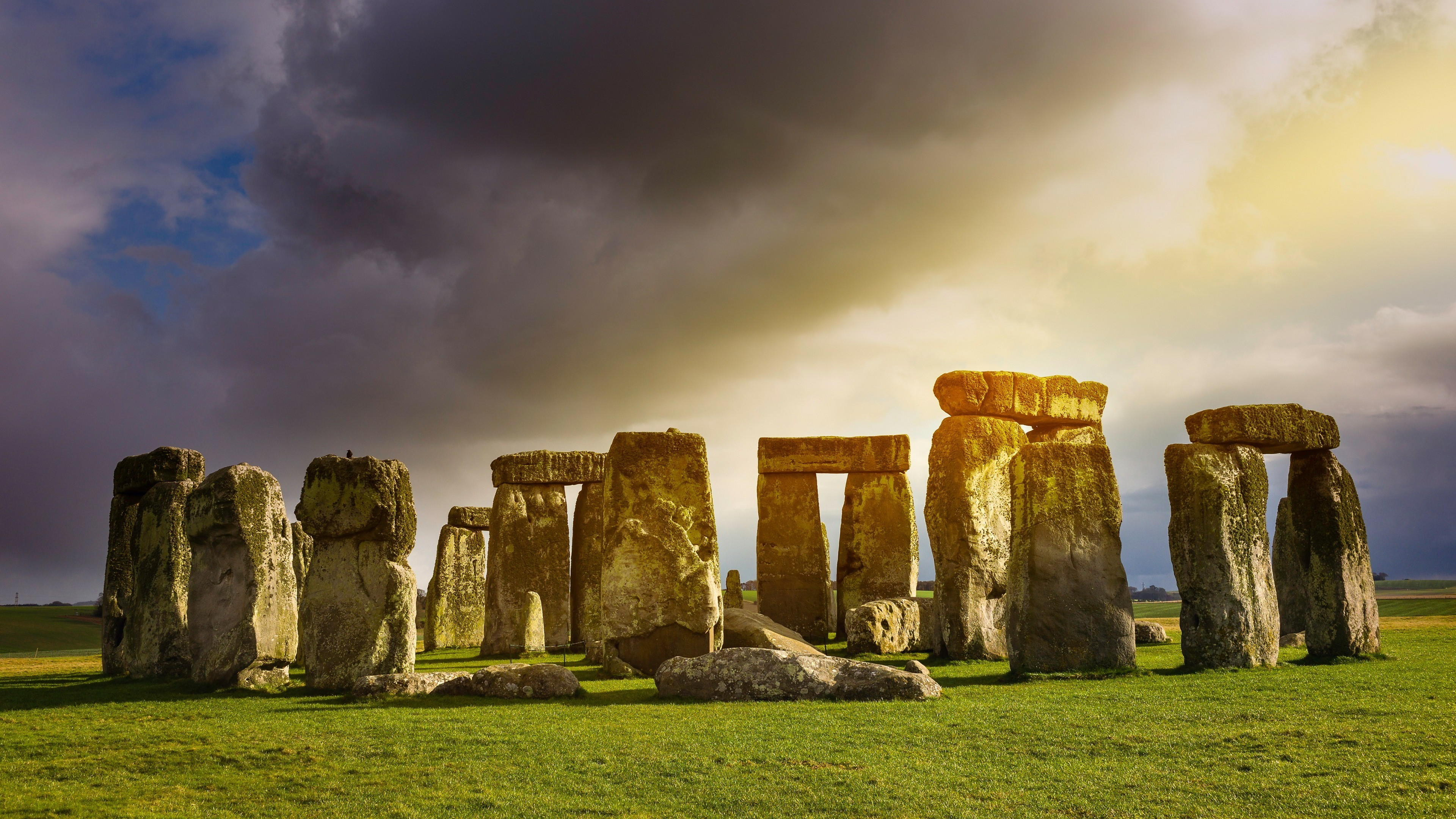 50 Stonehenge Wallpapers on WallpaperPlay 3840x2160