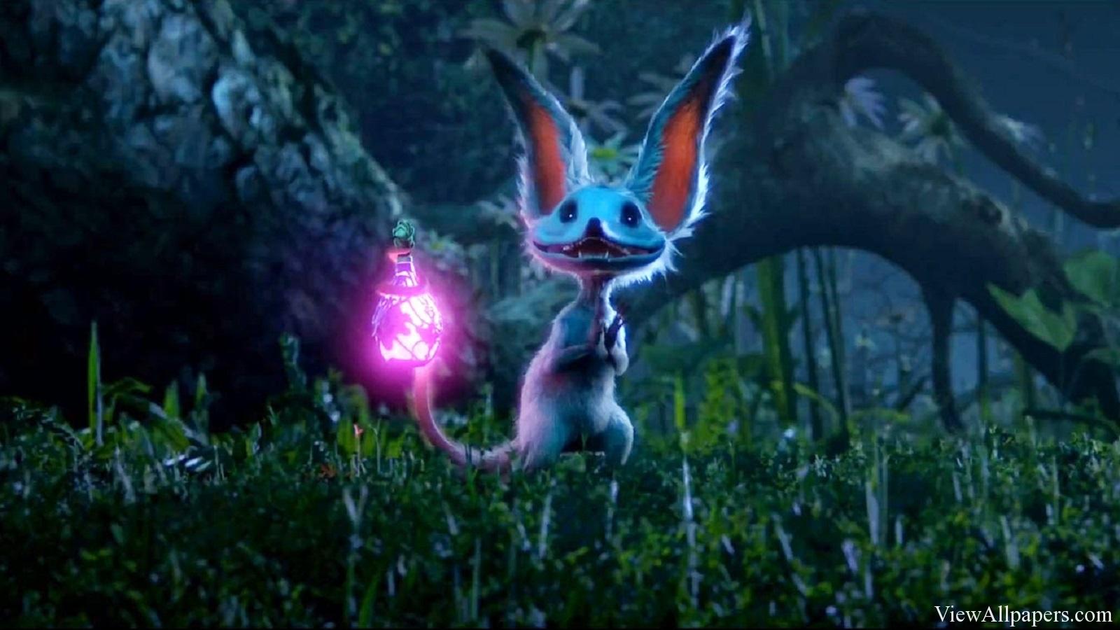 Download Strange Magic Movie High Resolution Wallpaper download 1600x900