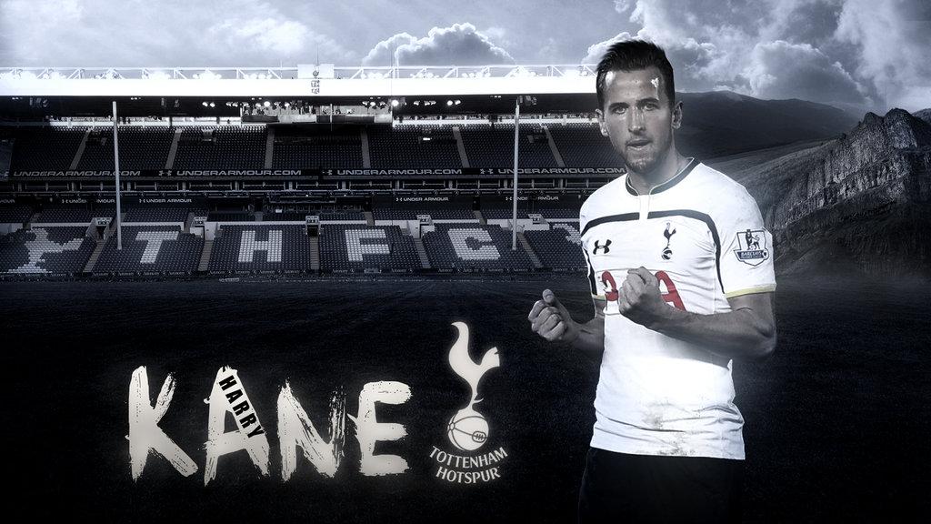 Download Harry Kane Wallpaper Tottenham Hotspur By RakaGFX