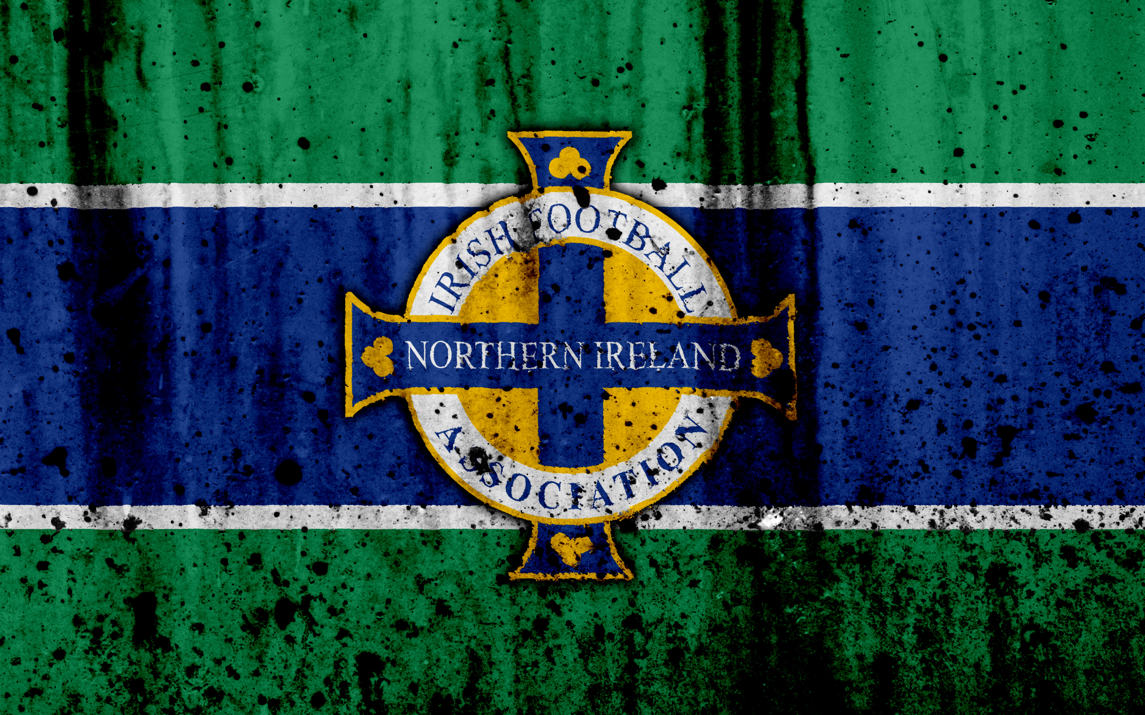 Northern Ireland National Football Team 4k Ultra HD Wallpaper 3840x2400