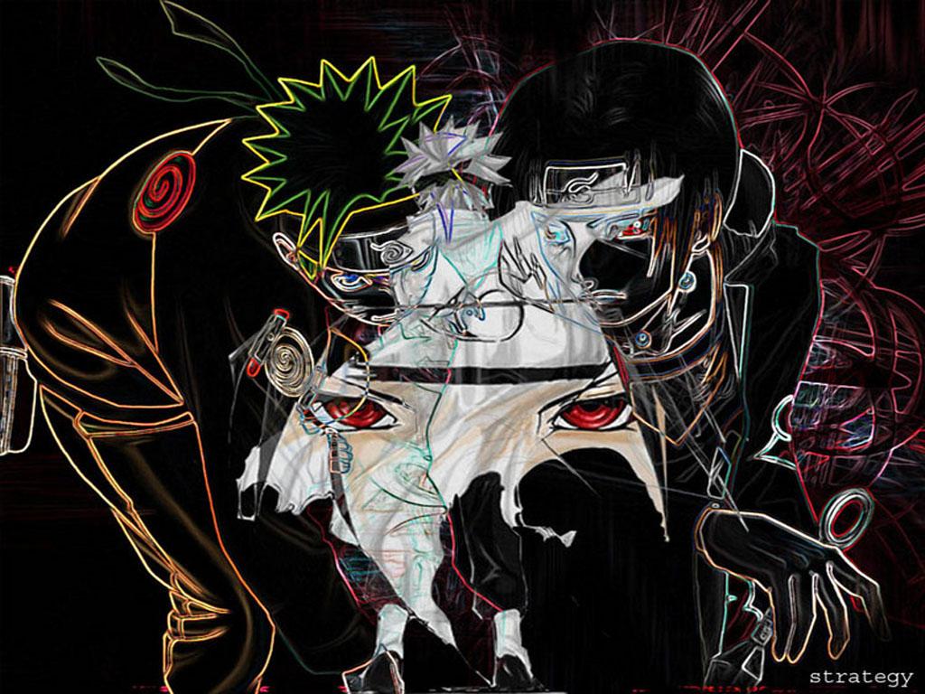 Naruto Cool Wallpapers   Wallpaper HD Base 1024x768