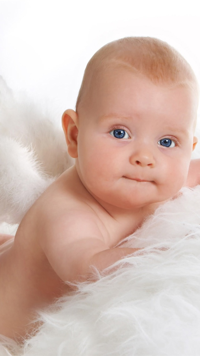 Cute angel baby iPhone 5 wallpaper iPhone 5 Wallpaper iPhone 5S 640x1136