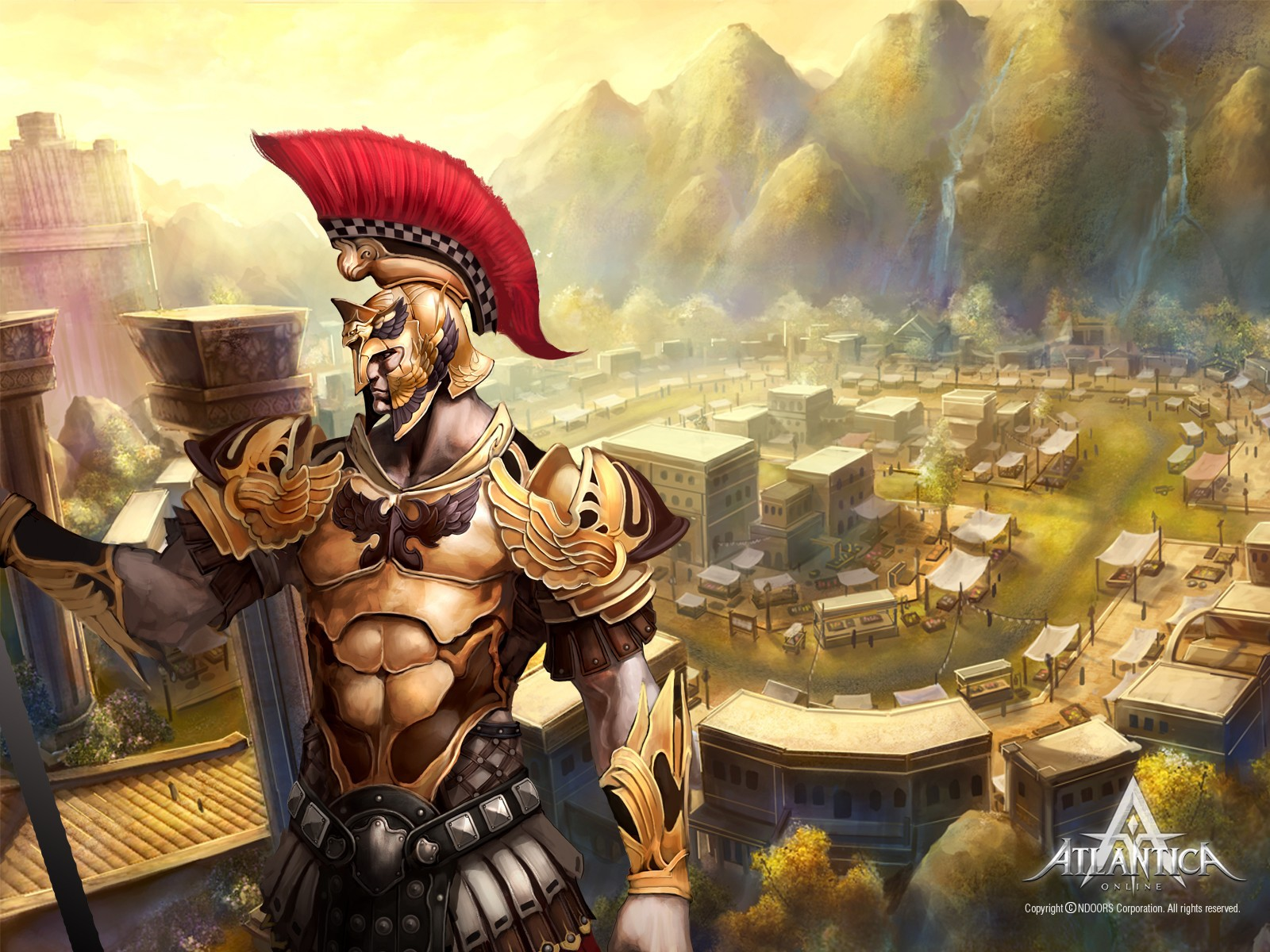 roman warrior wallpaper - photo #21