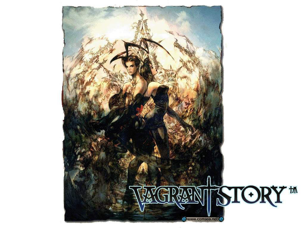 Vagrant Story PlayStation Wallpapers fonds dcran images 1024x768