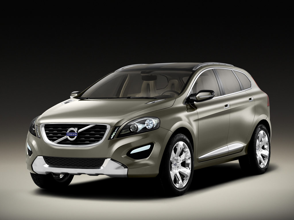 Volvo XC60 Wallpapers TOPISMAGNET 1024x768