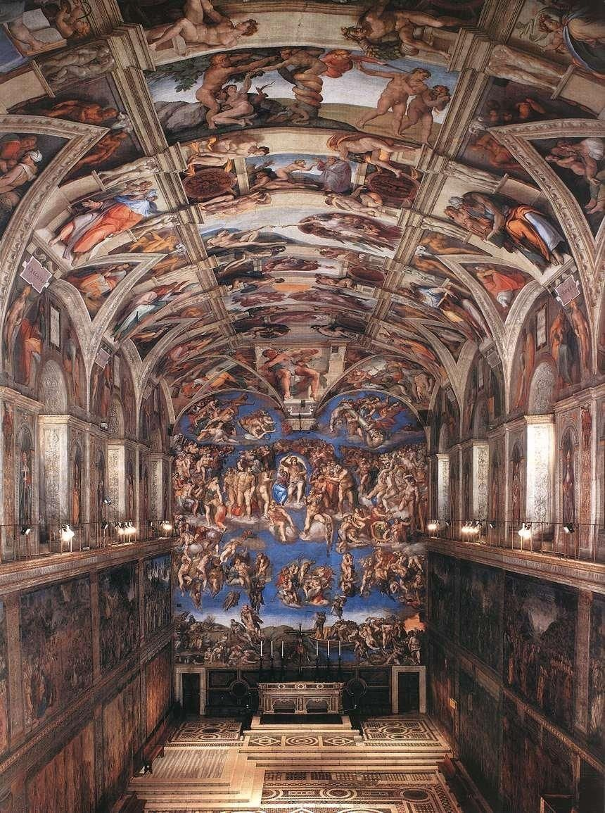 Sistine Chapel Wallpapers   Top Sistine Chapel Backgrounds 860x1155