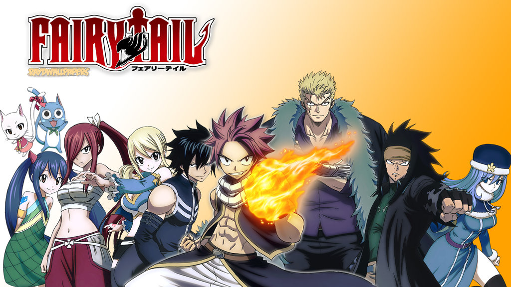 Fairy Tail 2014 by raydwallpapers on DeviantArt