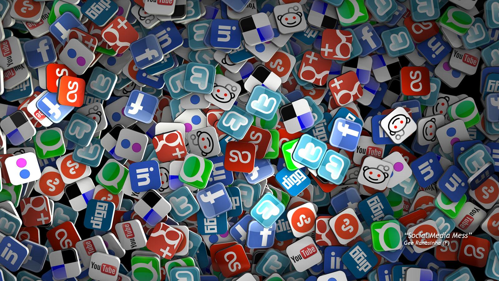 Social Media All User Hd For Wallpapers Desktop Wallpapers Gallery 1600x900