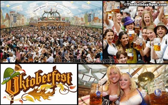 Oktoberfest Celebration   Wallpapers from TheHolidaySpot 541x338