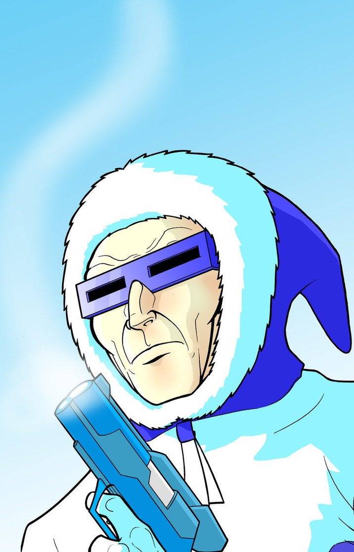 Captain Cold by Thuddleston 716x1115