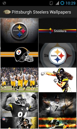 View bigger   Pittsburgh Steelers Wallpapers for Android screenshot 307x512
