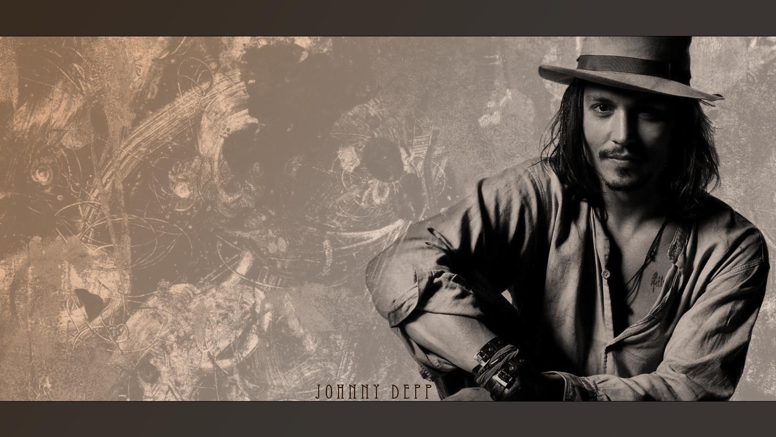 Johnny Depp images Johnny Depp wallpaper HD wallpaper and 1600x900