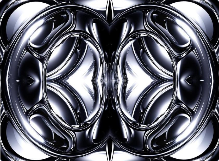 metallic wallpaper designs 841x620
