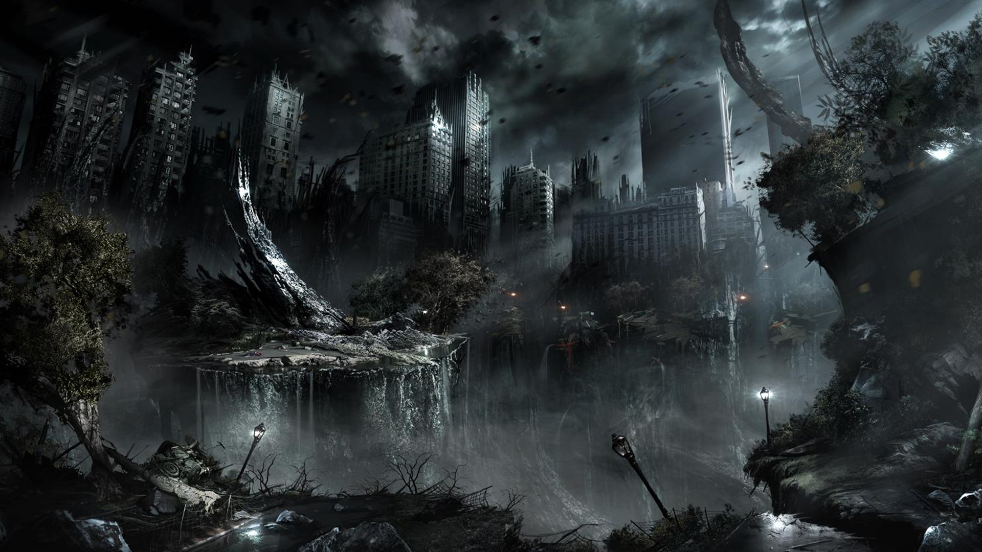 apocalyptic hd wallpaper 2560x1440 - photo #3