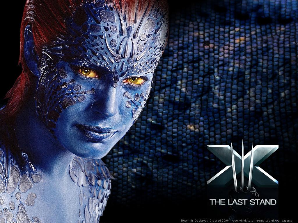 Mystique   X Men Wallpaper 901977 1024x768
