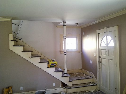 Ceiling and Wall Mud Skim Coating BDS Brians Drywall Services 533x400