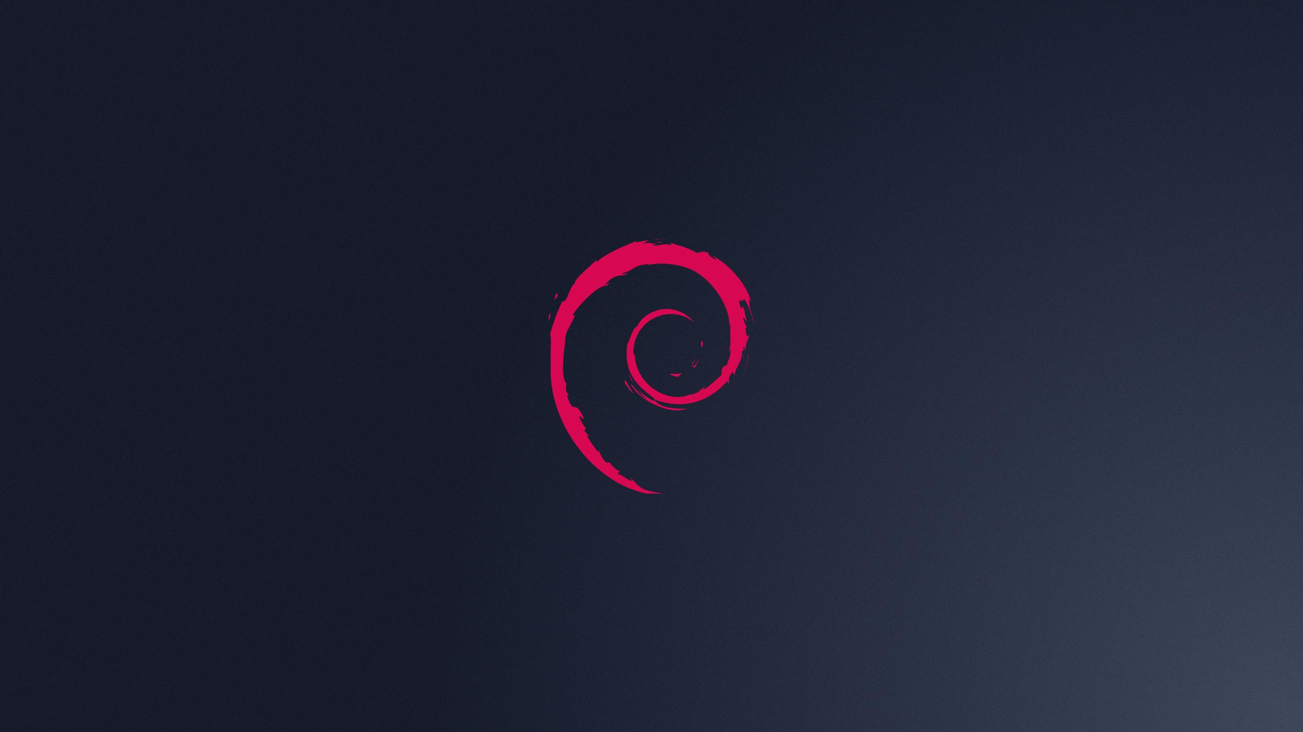 74] Debian Background on WallpaperSafari 2560x1440