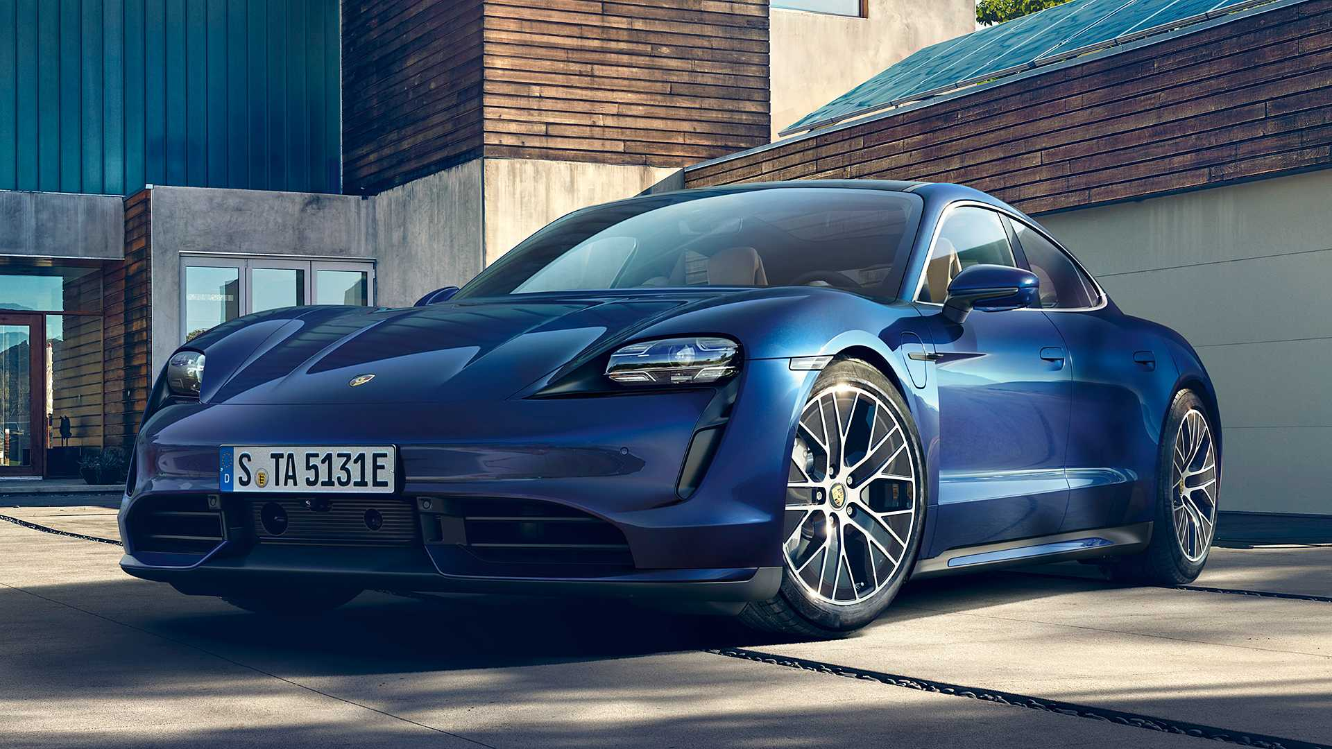 2020 Porsche Taycan Official Video Roundup Is Worth Watching 1920x1080