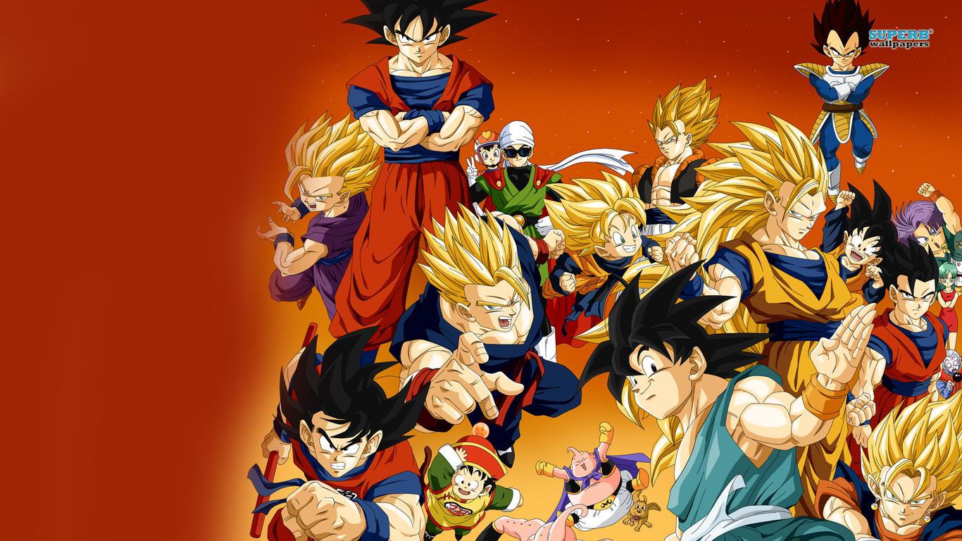 Dragon Ball Z Wallpaper Hd Wallpapersafari
