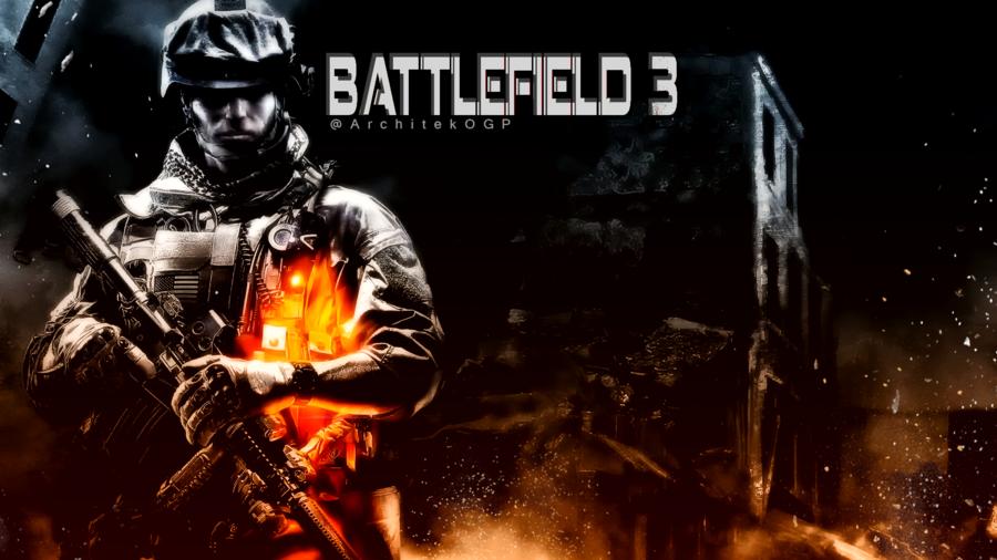 Battlefield 3 Wallpaper 1080p by ArchitekOGP 900x506
