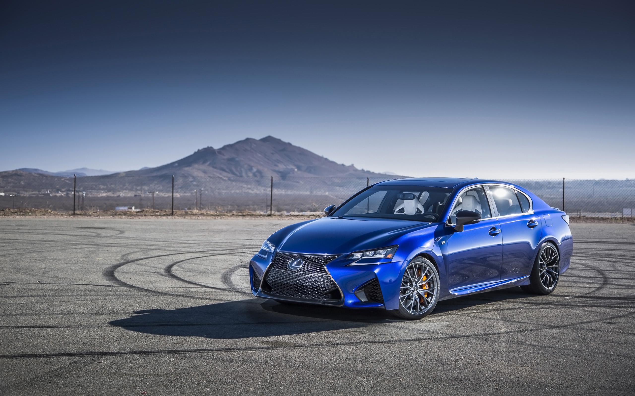 2016 Lexus GS F Wallpaper HD Car Wallpapers 2560x1600
