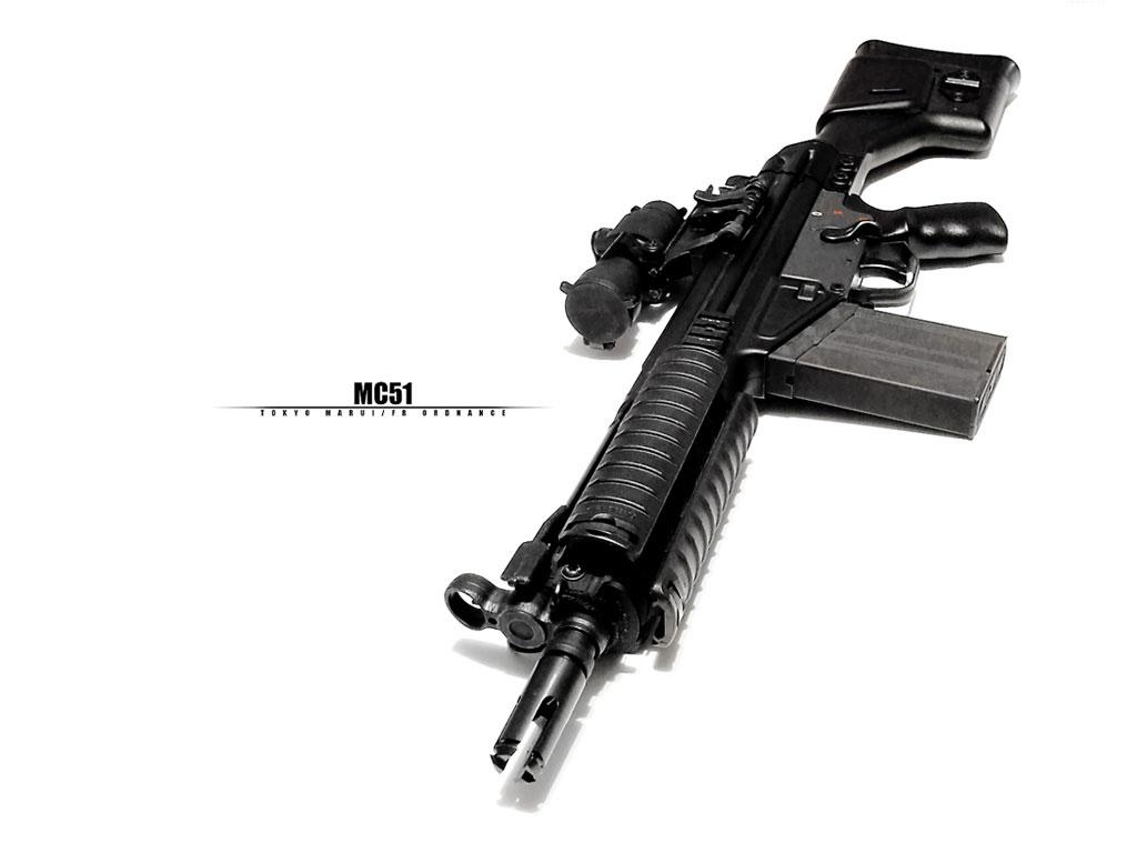 Gun Wallpapers 1024x768